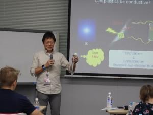 Prof Adachi